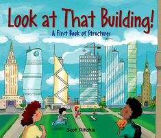 kids books about buildings | Look at That