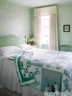 25 Bedroom Paint Colors - Ideas for Bedroom Color Schemes - House Beautiful