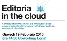 Da non perdere: Editoria in the cloud