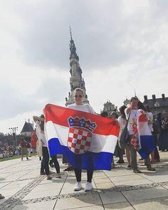 ❤💛💙 #CRO #krakow2016 #youthmeeting #czestochowa #misshomealready