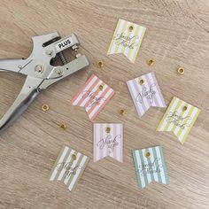 万能!ハトメパンチのおしゃれな使い方 | marry[マリー] Paper Tags, Diy Paper, Paper Crafts, Wedding Paper, Diy Wedding, Diy And Crafts, Arts And Crafts, Present Wrapping, In Vino Veritas