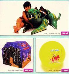 Brinquedos do He-Man #nostalgia