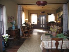 cottage dining room - Google Search