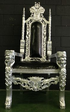 1000 Images About Throne Chair On Pinterest Throne