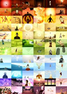 Avatar the Last Airbender... I don't remember if I have this one pinned or not, but I love it. <3