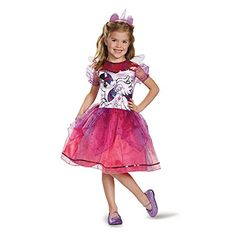 Impressive My Little Pony Twilight Sparkle Deluxe Child Costume. Spectacular Set of Pony Party Costumes for Halloween, Birthday, Birthday at PartyBell. My Little Pony Twilight, Fantasia My Little Pony, Twilight Pony, Dress Up Costumes, Cute Costumes, Girl Costumes, Adult Costumes, Awesome Costumes, Best Toddler Halloween Costumes