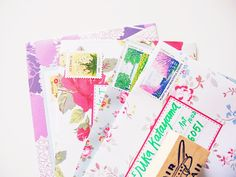 Outgoing #mail #letters  fold and mail #stationery by Chronicle Books