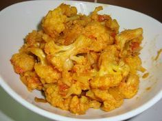 Varomeando con Thermomix Kitchen Dishes, Ratatouille, Stevia, Cauliflower, Menu, Vegan, Vegetables, Cooking, Recipes