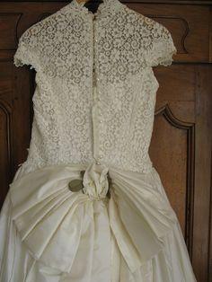 Boutons nacre photo de fr d rique richartz jolis for Magasins de robe de mariage dans le minnesota