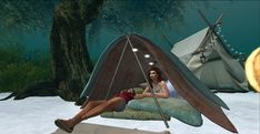 https://flic.kr/p/22RXsE9 | Campers | Visit this location at Binemust in Second Life