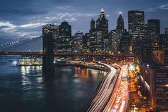 Brooklym Bridge by Takashi Yasui on 500px