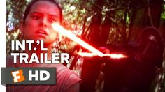 All about Rey! Star Wars: Episode VII - The Force Awakens Japanese TRAILER (2015) - Sta...