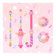 ♡♡♡ art by jelly ultra ♡♡♡ Kokoro Ga Sakebitagatterunda, Ojamajo Doremi, Kimi Ni Todoke, Anohana, Gekkan Shoujo Nozaki Kun, Hyouka, Discover Yourself, Supernatural, Childhood