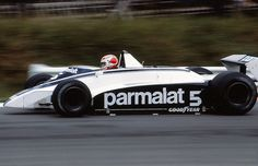Nelson Piquet / Brabham BT49 Ford Cosworth