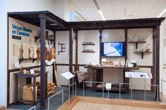 During Experience Italy run upstairs and see the Violin Makers of Cremona Exhibit in MIM's Europe Gallery.