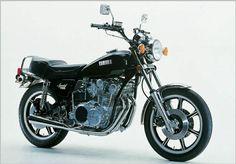 1978 Yamaha XS750 Special