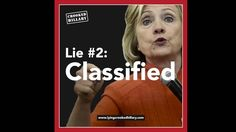 Crooked Hillary 10 Legendary Lies #2