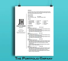 """Resume Template 
