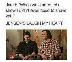 Jensen Ackles, Jared And Jensen, Jared Padalecki, Destiel, Johnlock, Supernatural Tv Show, Supernatural Imagines, Supernatural Tattoo, Supernatural Pictures