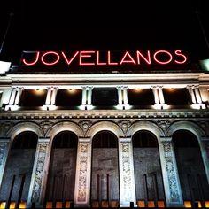 Teatro Jovellanos. Gijón.