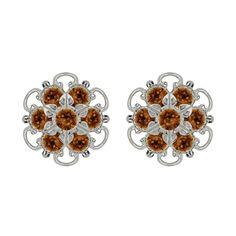 Lucia Costin Sterling Silver Earrings