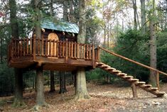 Cool Treehouse Design Ideas To Build