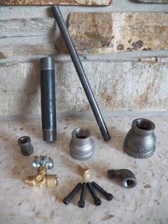 Burner Kit   Rushfire Forge