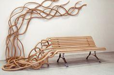 Spaghetti bench | Pablo Reinoso