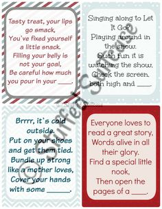 Christmas season is the perfect time to create memories and begin lasting family traditions. Enjoy using these Christmas scavenger hunt clues to hide your kids' gifts and create new lasting family memories and traditions! Christmas Gift Exchange, Family Christmas Gifts, Christmas Party Games, Christmas Activities, Christmas Morning, Christmas Holidays, Christmas Stuff, Christmas Crafts, Holiday Games