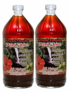 100% Pure Organic Hawaiian Noni Juice - Pack of 2 X 32oz Glass Bottles by Healing Noni. $30.88. Our Healing Noni juice is 100% pure, made from certified organic noni fruit grown on the Big Island of Hawaii. NOT made from reconstituted puree, pulp, or concentrate. Guaranteed additive free - no preservatives, no water, no sugar, no fruit juices or any other flavors added.Healing Noni Company has been farming and providing the world with the highest quality Pure Noni...