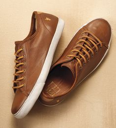 Frye Chambers Leather Sneakers