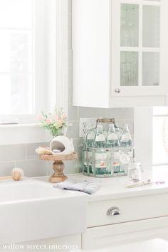some of Summer Kitchen, House Tours, Kitchens, Home Decor, Decoration Home, Room Decor, Kitchen, Cuisine, Home Interior Design