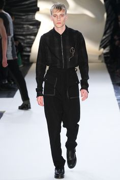 Damir Doma Fall 2015 Menswear - Collection - Gallery - Style.com