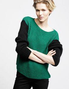 Primo maglione maglia modello