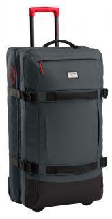 Burton Reisetasche mit Räder Exodus XXL 120 L Blotto grau rot - Bags & more Nylons, Skateboard, Trolley, Suitcase, Travel Tote, Gym Bag, Red, Viajes, Projects