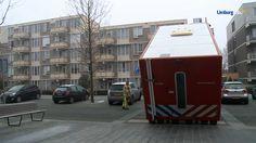 Bewoner en verpleegkundige gewond door vrijgekomen koolmonoxide in Stein