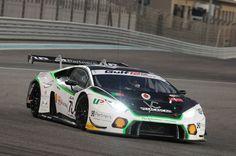 Barwell Motorsport | 2016 Gulf 12 Hours - Abu Dhabi