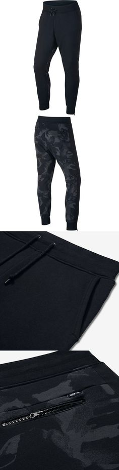 Pants 59347: New Nike F.C. Libero Graphic French Terry Men S Pants Size X-Large 719539-010 -> BUY IT NOW ONLY: $49.95 on eBay!