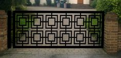 Driveway Gate Sale Factory Direct Metal Art Garden Wrought Iron Designer 10 Ft | eBay