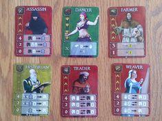 board game card design - Google Search