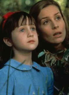 Matilda Story of a wonderful little girl, who happens to be a genius, and her wonderful teacher vs. the worst parents ever and the worst school principal imaginable. Iconic Movies, Old Movies, Great Movies, Mara Wilson, Danny Devito, Roald Dahl, Movies Showing, Movies And Tv Shows, Matilda Movie