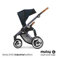 Mutsy EVO I reversable seat