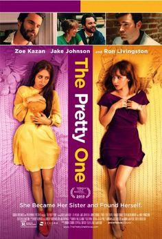 THE PRETTY ONE Movie Review (★★★☆☆) – Screen Invasion #ThePrettyOne #ZoeKazan #JakeJohnson