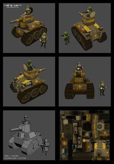 tank cartoon 3d - Szukaj w Google