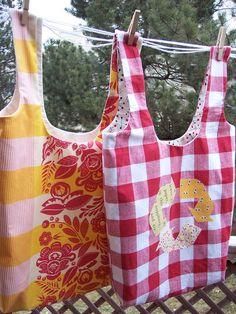 Wrap it Up Bag by Sew Take a Hike