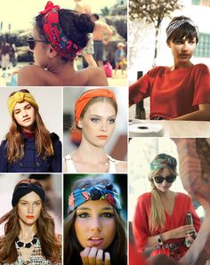 i love the look of headwraps but i don't know if i could pull them off!