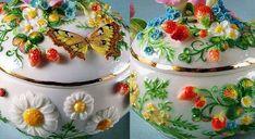 ロシアのアーティストSvetlana Oreshkinが制作する磁器作品はカップ&ソーサーやティーポット、シュガーボウル、スプーン、ボウルなどで、植物や昆虫が造形され過剰なまでに装飾されています。 バラや鈴蘭、野いちごなどの植物やトカゲに蝶などの昆虫だけでなく、妖精や鳥などもカップに作られておりなんともメルヘンチックな素晴らしい作品群です。実用性はないですが、このようなカップで紅茶を飲めたらさぞかし楽しいのでしょうね。カラフルで見ているだけも楽しめそう。素敵ですね。 2015年12月8日に投稿された記事を再編集しています。 Tea Pots, Antiques, Projects, Home Decor, Antiquities, Log Projects, Antique, Blue Prints, Decoration Home