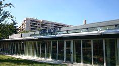 Biblioteca y Facultad de Medicina (Universidad Autónoma de Madrid)