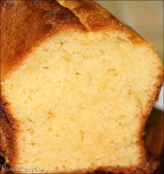 PANELATERAPIA - Blog de Culinária, Gastronomia e Receitas: Bolo de Fubá de Liquidificador