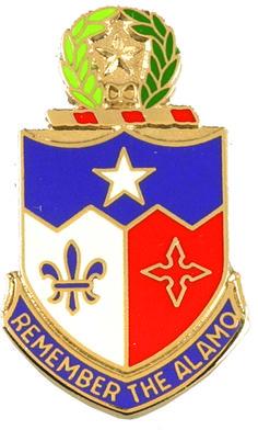 "141st Infantry Regiment. (TXNG) (""1st Texas Infantry Reg."")"